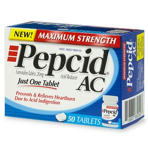 The Problems With Pepcid And Other Antacids