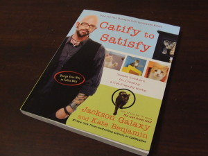 "Recommended Reading: ""Catify to Satisfy."""